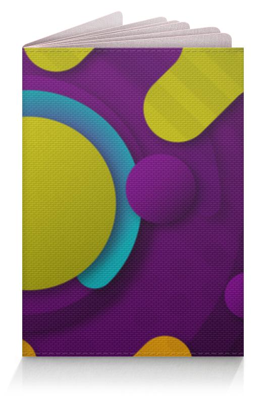 Обложка для паспорта Printio Абстрактный обложка для паспорта printio абстрактный фон