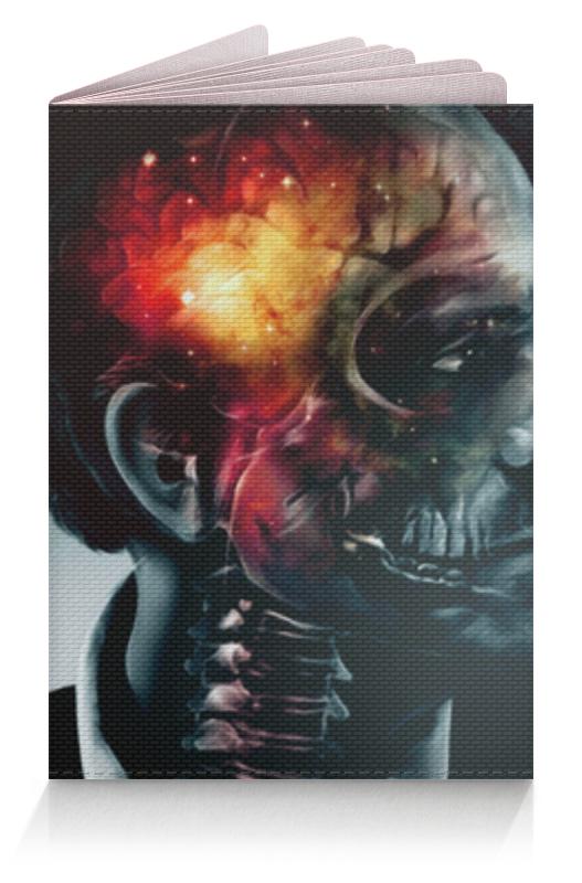 Обложка для паспорта Printio Доктор хаус