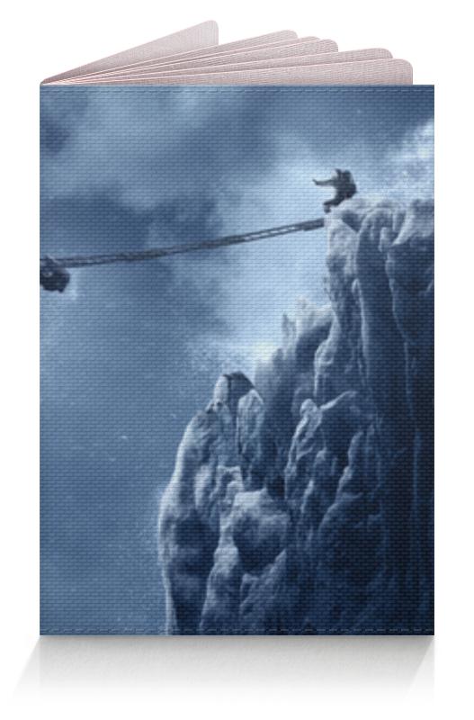 Обложка для паспорта Printio Эверест костюм зимний эверест эверест синий 44 46