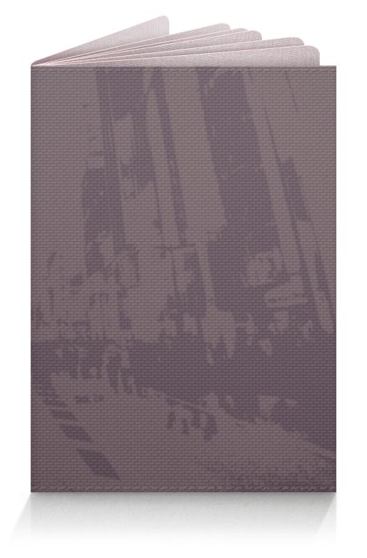 Обложка для паспорта Printio Город обложка для паспорта printio джонни город греха