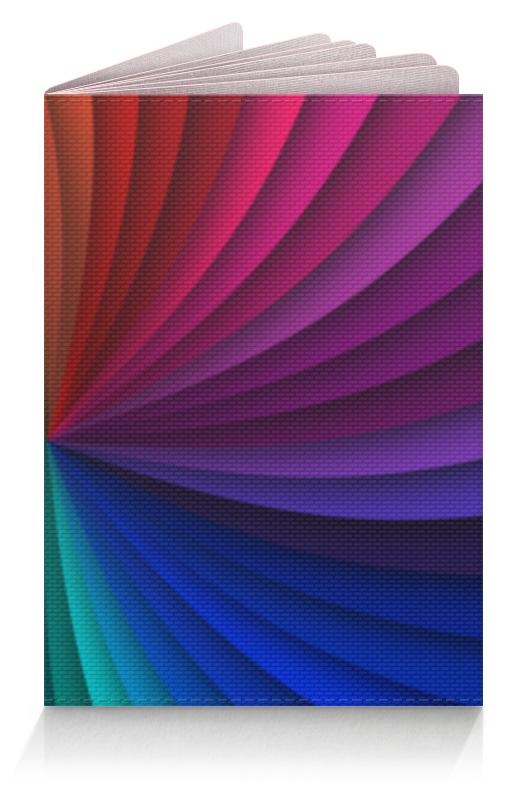 Обложка для паспорта Printio Калейдоскоп
