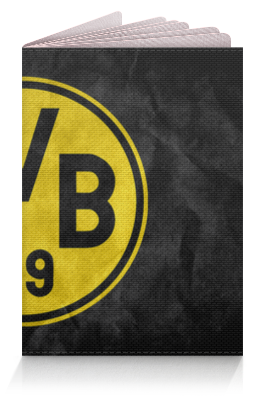 Обложка для паспорта Printio Боруссия дортмунд вердер бремен боруссия менхенгладбах