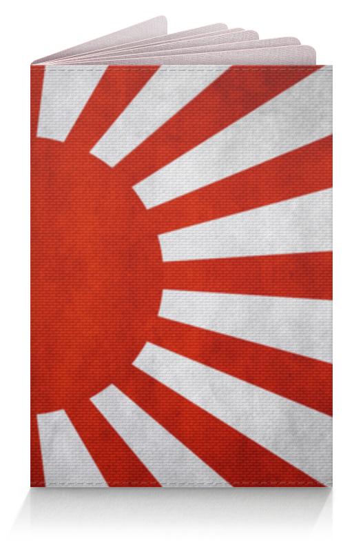 Printio Флаг японии обложка для паспорта printio флаг и герб россии
