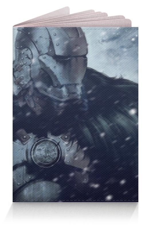 Обложка для паспорта Printio Железный человек (игра престолов) samsung ef wa710pzegru для galaxy a7 2016 flip wallet pink gold