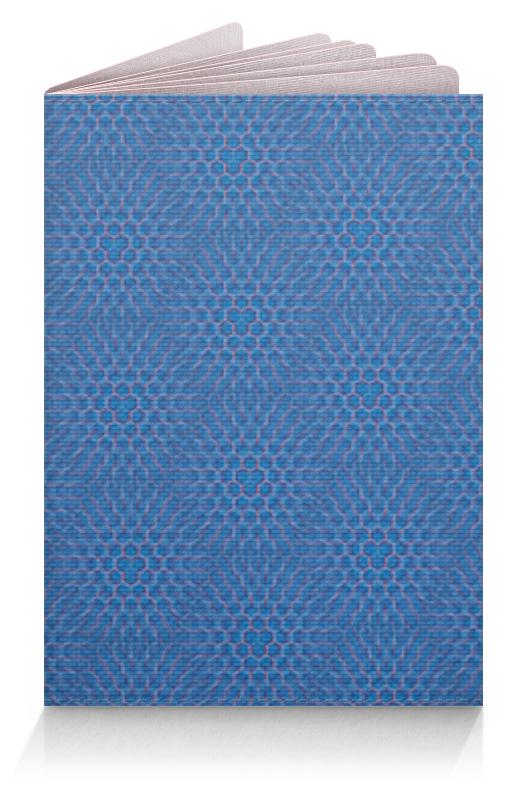 Обложка для паспорта Printio Геометрия соты сумка с полной запечаткой printio геометрия соты