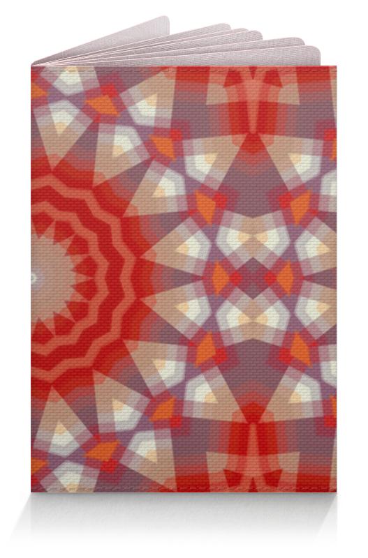 Обложка для паспорта Printio Sihaya