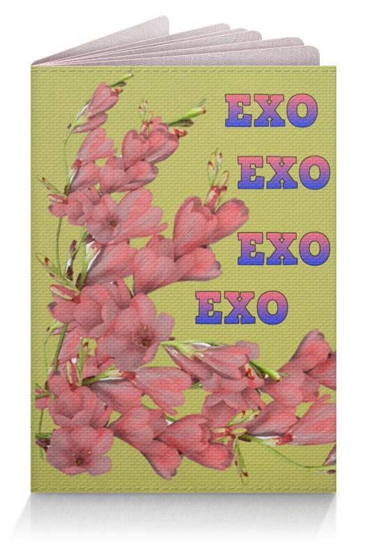 Фото - Printio Exo красные цветы обложка для паспорта printio красные маки