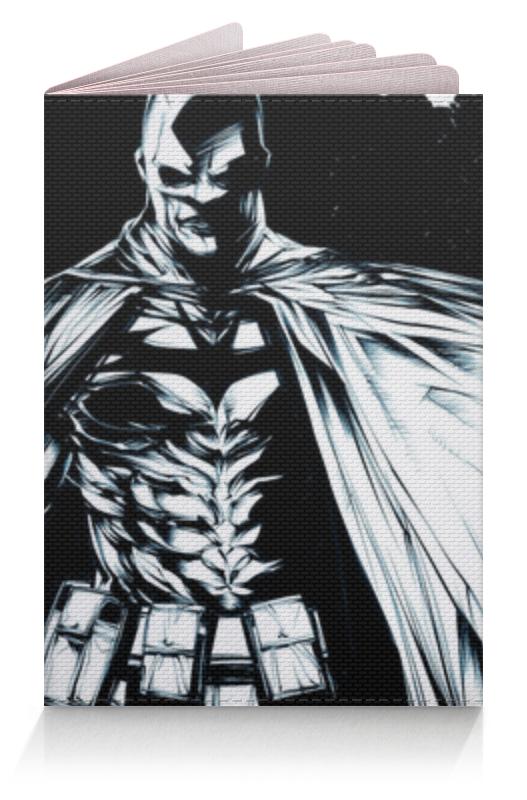 Обложка для паспорта Printio Batman (бэтмен) batman detective comics volume 4 the wrath