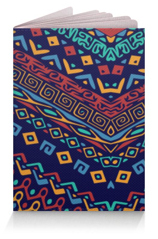 Обложка для паспорта Printio Этнический обложка для паспорта printio карта мира