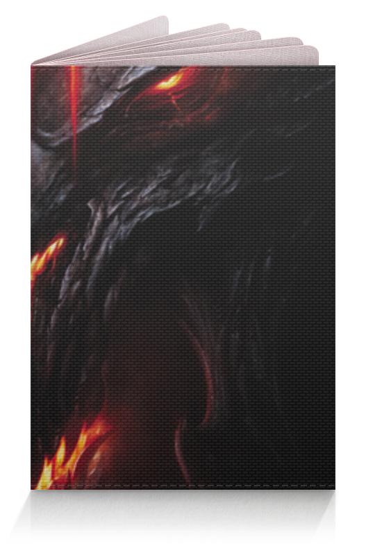 Обложка для паспорта Printio Diablo смеситель diablo 701007