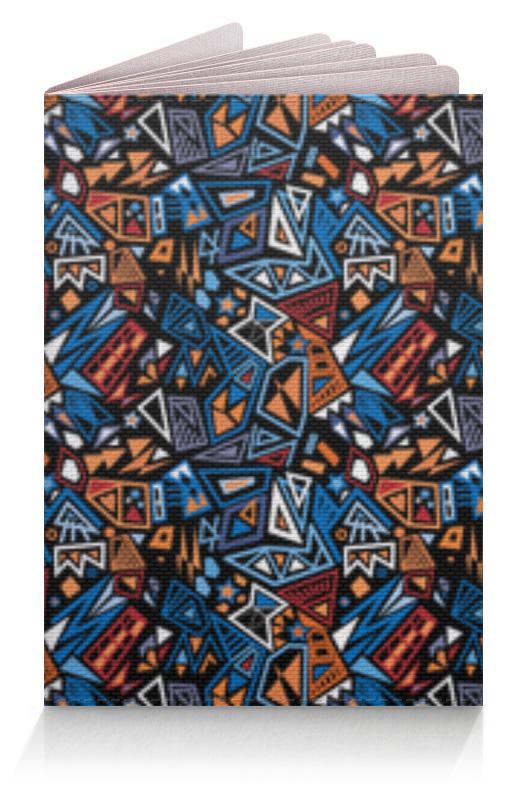Обложка для паспорта Printio Модный и стильный геометрический паттерн платье летнее printio модный и стильный геометрический паттерн