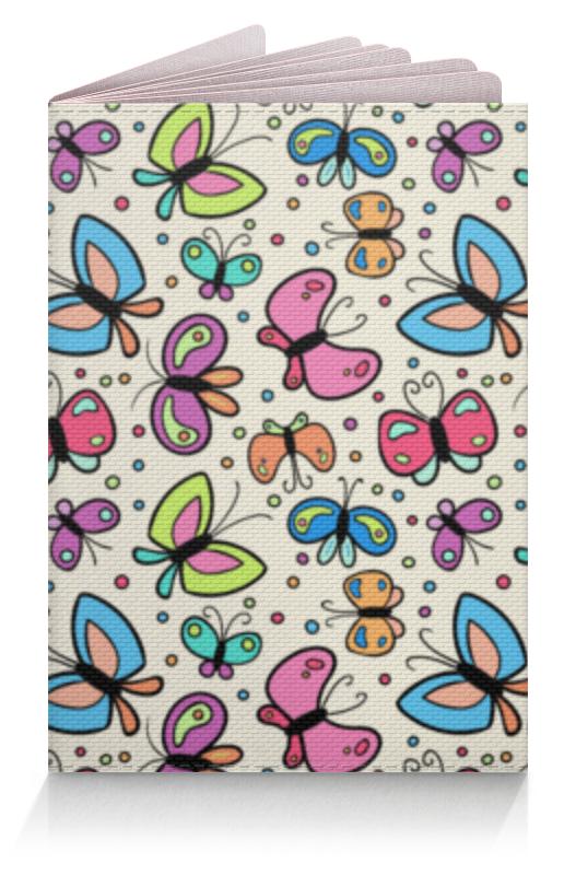Обложка для паспорта Printio Бабочки обложка для паспорта printio бабочки