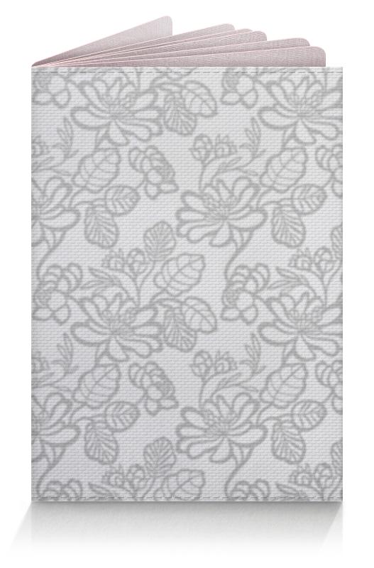 Обложка для паспорта Printio Цветок mayflower майский цветок слой ткани 230 м 2 12 туалет большой объем продаж бизнес fcl