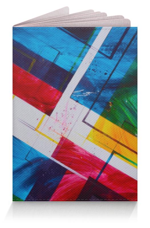 Обложка для паспорта Printio Абстракция обложка для паспорта printio бутылки