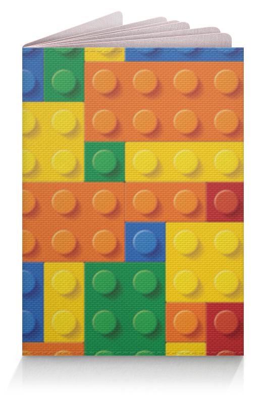 Обложка для паспорта Printio Lego обложка для паспорта printio dustcloud