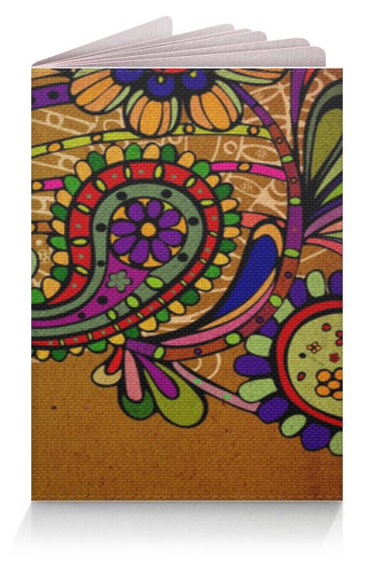 Обложка для паспорта Printio Узоры наклейки декоративные кружевные узоры