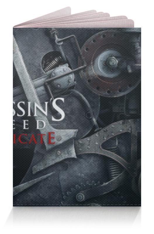 Обложка для паспорта Printio Assassins creed / крэдо убийцы assassins creed origins aya action figure collectible model toy 22cm