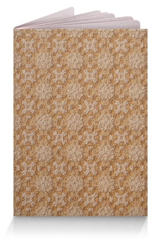 Обложка для паспорта Printio Dustcloud
