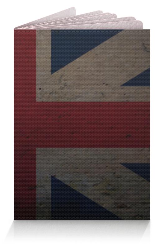 Printio Британский флаг обложка для паспорта printio флаг и герб россии
