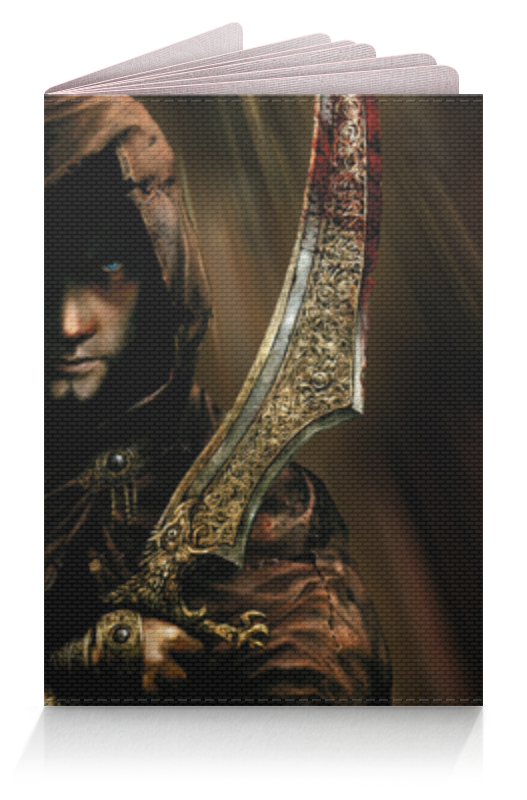 Обложка для паспорта Printio Принц персии коврик для мышки printio prince of persia