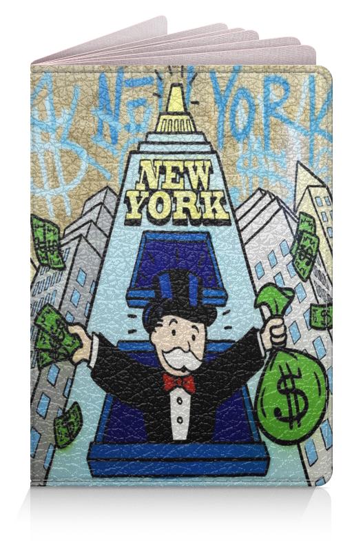 Printio Alec monopoly alec mcguire luther