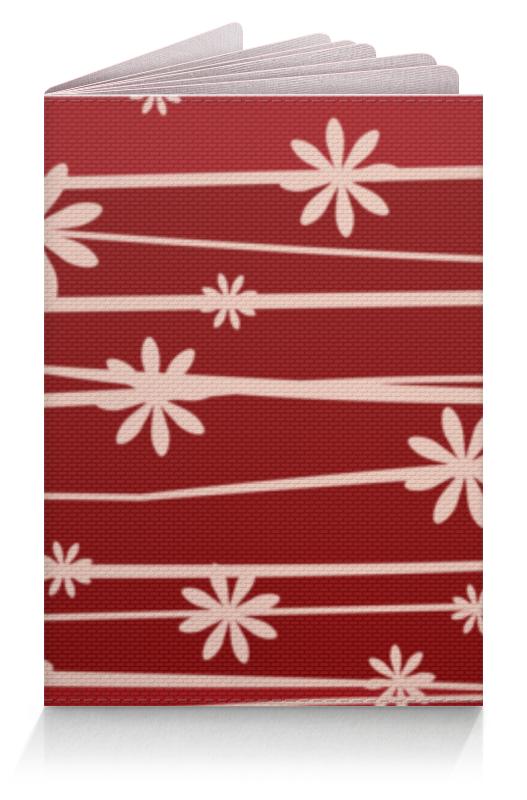 Обложка для паспорта Printio Красная поляна обложка для паспорта printio цветочная поляна
