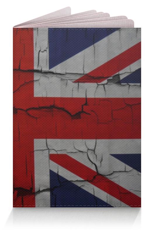 Обложка для паспорта Printio Британский флаг