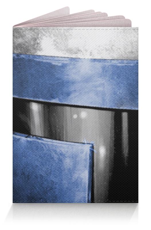 Обложка для паспорта Printio Джанго фетт (звездные войны) хлопок эпохи purcotton мешки одноразовые коврики для ухода материнские беременные женщины производящие матрасы детскую мочалку 45x60cm 10 bag trumpet