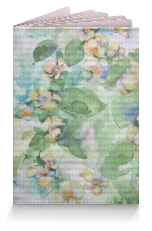 Обложка для паспорта Printio Жасмин кaт влaгоустойчивый вечнозеленый куст купить