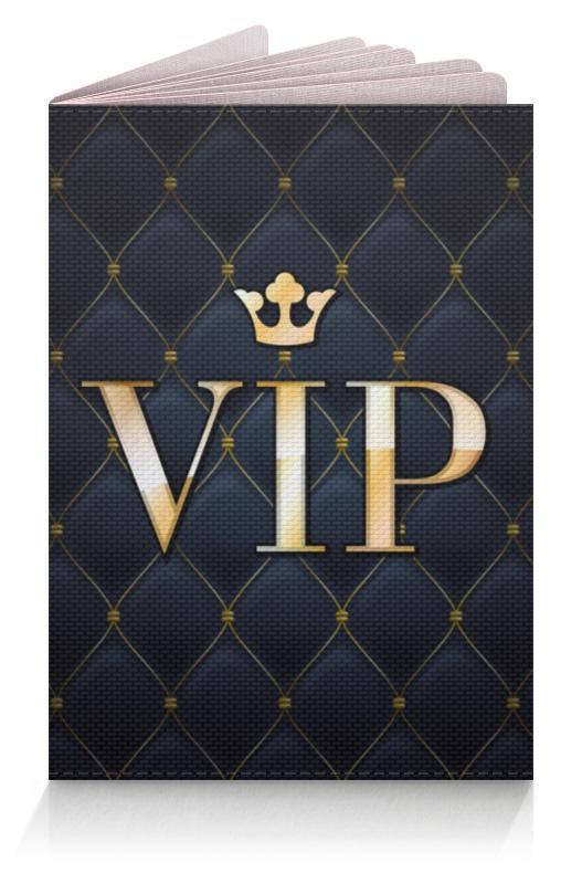 Обложка для паспорта Printio Корона