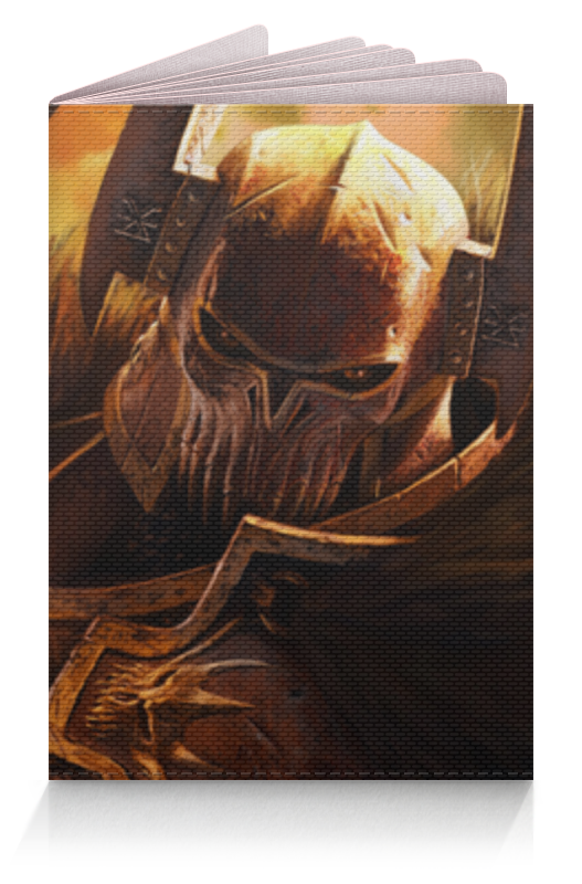 Обложка для паспорта Printio Warhammer warhammer 40 000 inquisitor – martyr [xbox one]