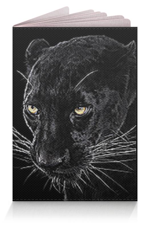 Обложка для паспорта Printio Пантера puzzle 1000 пантера гик1000 6551
