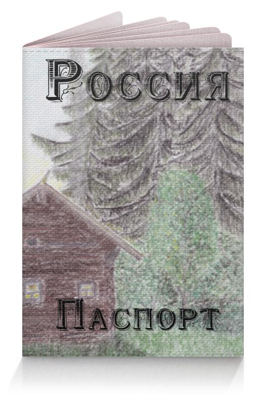 Printio Паспорт жителя русского севера лазарев е друиды русского севера