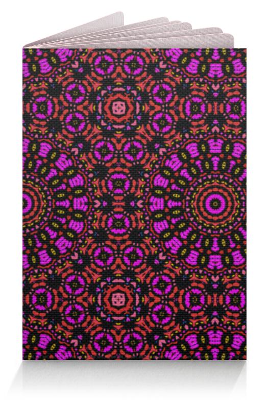 Обложка для паспорта Printio Purple