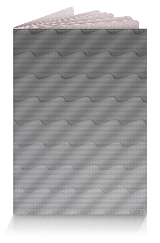 Обложка для паспорта Printio Волны lorado персики половинки в легком сиропе 850 мл