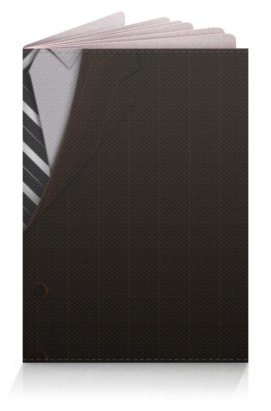 Обложка для паспорта Printio Костюм обложка для паспорта printio улицы