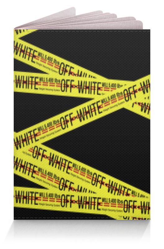 Обложка для паспорта Printio Off-white