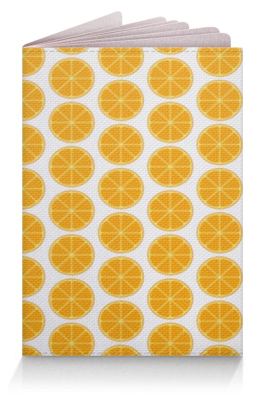 Обложка для паспорта Printio Oranges love for three oranges vocal score