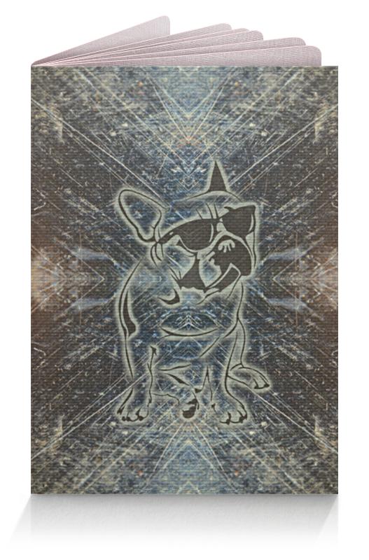 Обложка для паспорта Printio Doggy комбинезоны для животных doggy dolly комбинезон doggy dolly размер xs