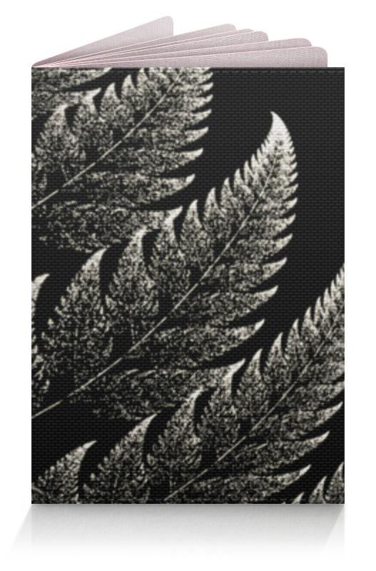 Обложка для паспорта Printio Ёлочка россия ёлочная игрушка ёлочка хохломские узоры ч