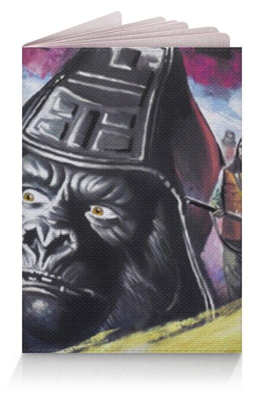 Обложка для паспорта Printio Планета обезьян футболка с полной запечаткой для девочек printio планета обезьян planet of the apes