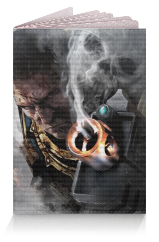 Обложка для паспорта Printio Warhammer warhammer 40 000 miniatures build paint – space ork blastabike