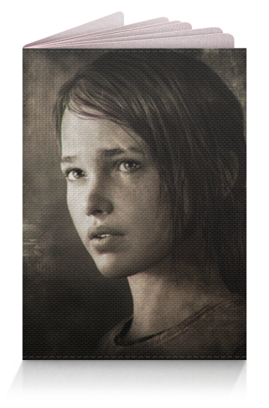 Обложка для паспорта Printio Одни из нас (the last of us) katie macalister the last of the red hot vampires