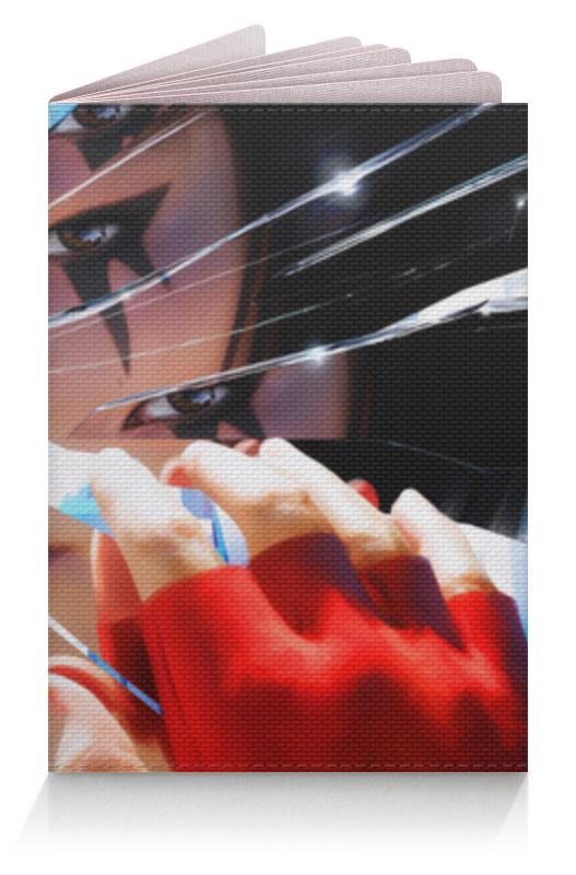 Обложка для паспорта Printio Mirror's edge (зеркальная грань)