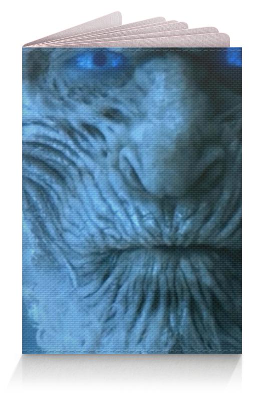 Обложка для паспорта Printio Белые ходоки (игра престолов) ufeelgood organic white quinoa органические семена киноа белые 150 г