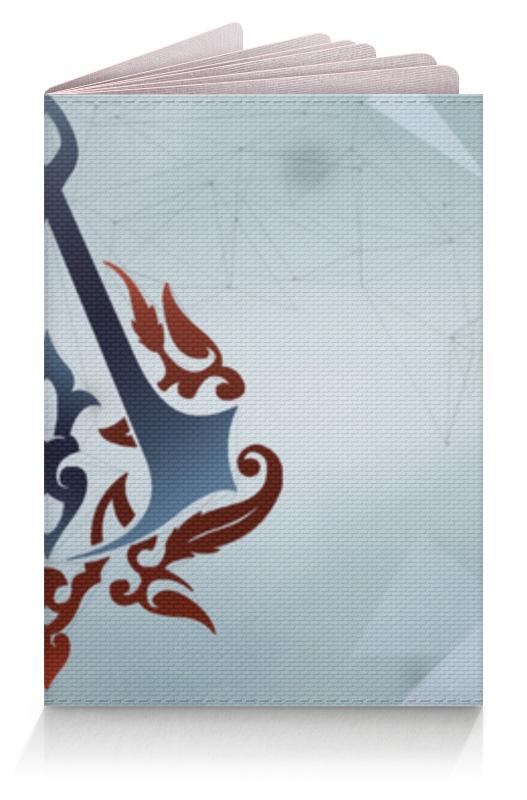 Обложка для паспорта Printio Кредо ассасина кредо