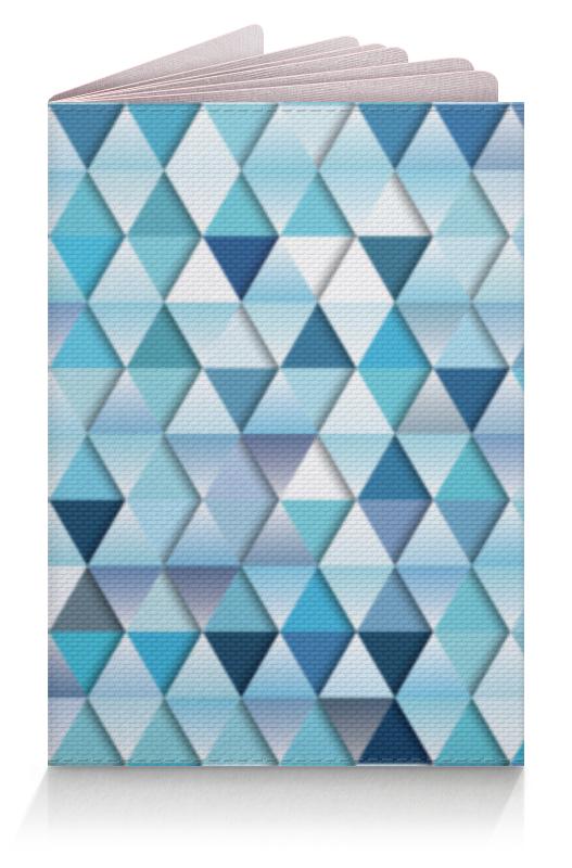 Обложка для паспорта Printio Геометрический узор