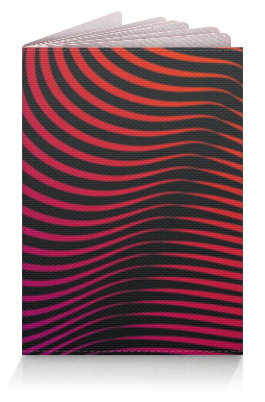 Обложка для паспорта Printio Абстракция обложка для паспорта printio абстрактный фон