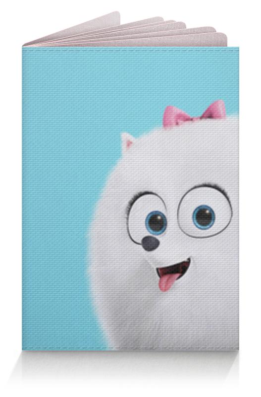Обложка для паспорта Printio Гиджет тетрадь на скрепке printio тайная жизнь домашних животных