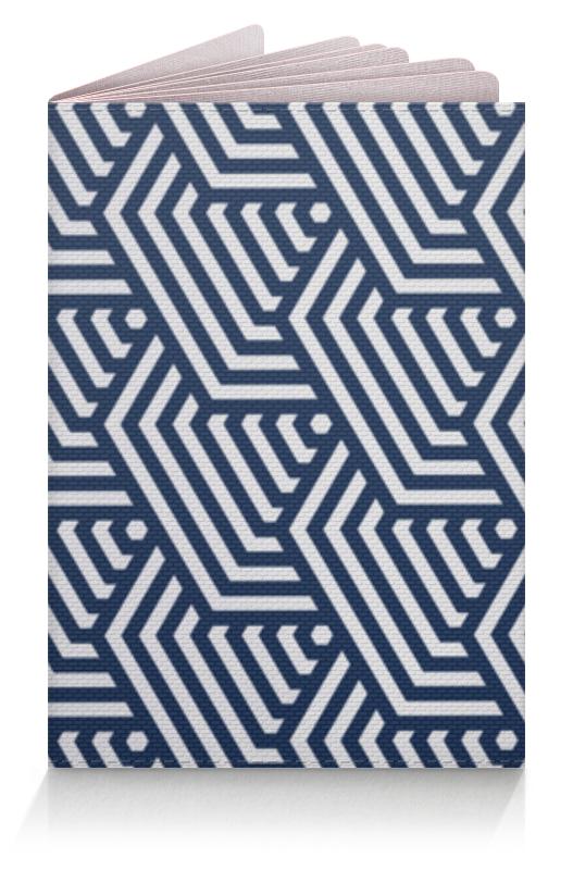 Printio Геометрический обложка для паспорта printio абстрактный фон